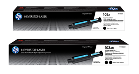 Mực máy in HP 1000, HP 103AD Black Original Neverstop Laser Toner Reload Kit