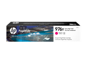 HP 976Y Extra High Yield Magenta Original PageWide Cartridge (L0R06A)
